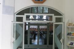 a5 bi zicht vanuit hal de kerk in Img_0056